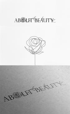 Логотип для магазина косметики About Beauty
