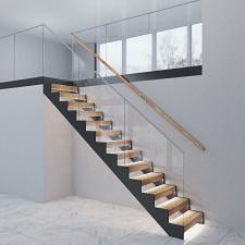 Моделирование лестницы по фото