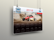 Calendars for Autocross Kovalchuk