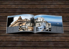 Каталог для туристической компании EXPANSE TRAVEL