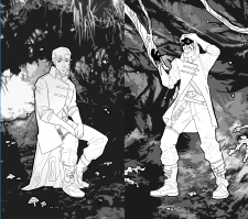 Иллюстрации персонажа