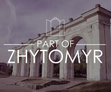 PART OF ZHYTOMYR