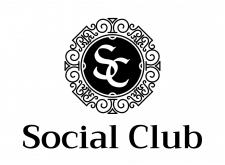 """Логотип для кафе """"Social club"""""""