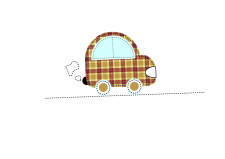 разработка эскиза для ткани (нашивки)