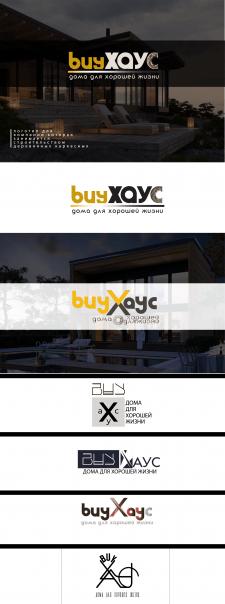 Разработка лого для строительной компании