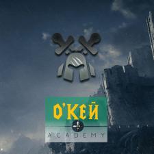 Логотип для клана O`key