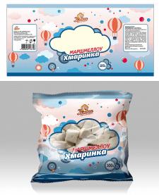 Упаковка для маршмеллоу