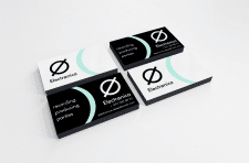 Business Card  for Electronica