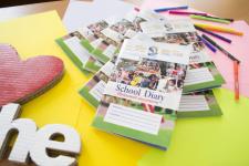 Дизайн школьных дневников