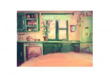 Душевная кухня (фон)