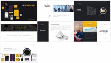 Пример дизайна презентации