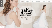 Maria Melnik wedding dresses