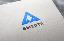 """Логотип для компании """"Высота"""""""