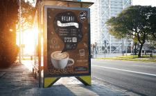 Lightbox for cafe