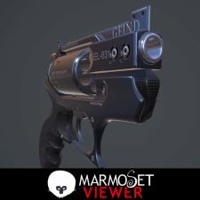 Револьвер Geind EL-631