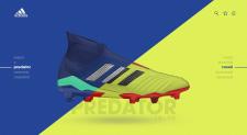 Обложка магазина футбольных бутс