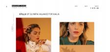 Минималистичный и привлекательный блог