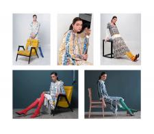 Разработка коллекции одежды и текстиля