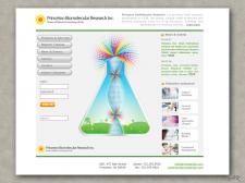 Дизайн сайта для биохимической компании 2