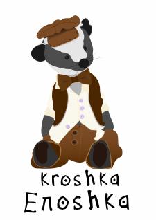 Логотип «Крошка Еношка»