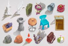 Элементы дизайна игры