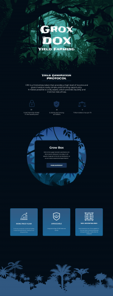 Криптовалюта GrogDox