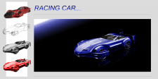 Concept Racing CAR
