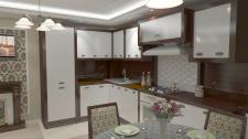 Кухня. Вид1