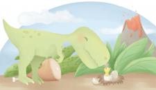 Нежный Динозавр
