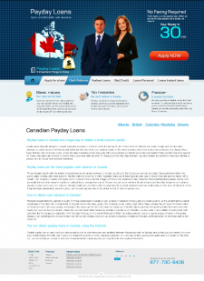 Payday Loans Online Canada