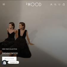 Интернет магазин Shopify 2Mood