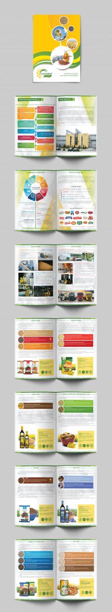 Дизайн каталога Фактория Агро