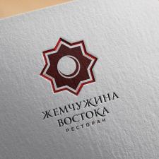 """Логотип для ресторана """"Жемчужина Востока"""""""
