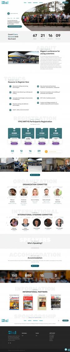 Сайт конференции
