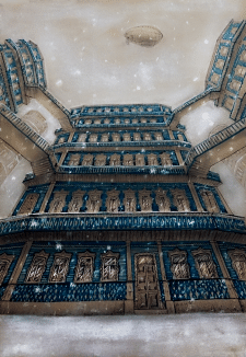 Архитектурная фантазия
