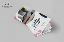 Брошюра студии графического дизайна