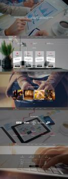 Создание сайта для агентства AR Group