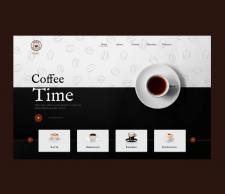 Дизайн сайта в фигма