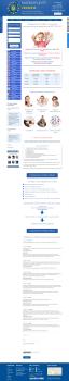 Дизайн сайта по услугам оформления шенгенских виз