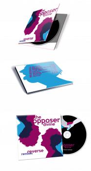 Дизайн упаковки компакт-диска