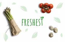 Freshest logo presentation