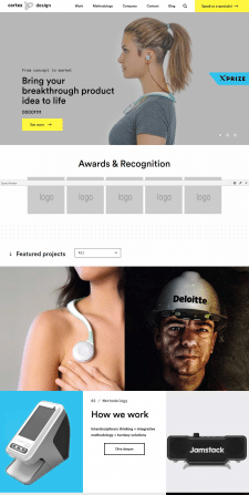 Cortex-design