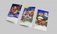 Разработка открыток