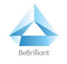 логотип BeBrilliant