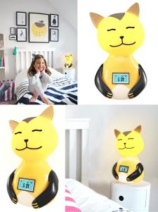 3д рендер и модель ночной детской лампы