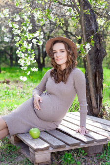 Фотосъемка беремености