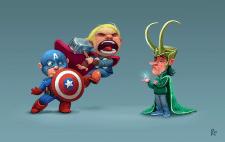 Маленькие герои
