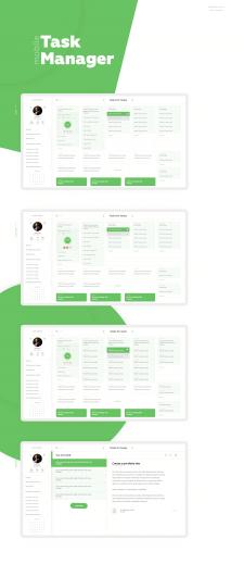 Дизайн приложения / Pomodizer