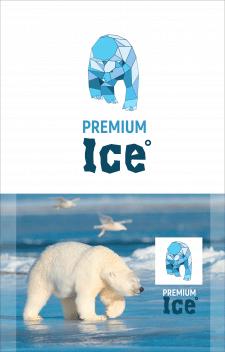 Логотип для Premium ice co., ltd.