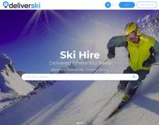 Frontend application for Deliverski.com